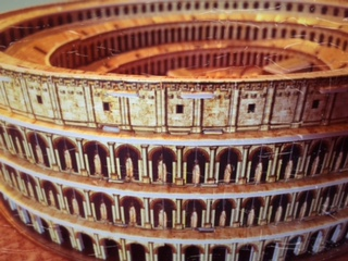 Building the Colosseum: A Homeschool Project