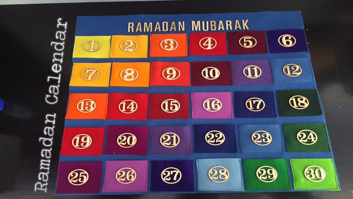 How to Make a Ramadan Calendar