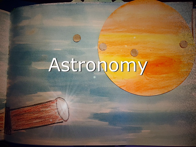 Homeschool Astronomy Project: Galileo
