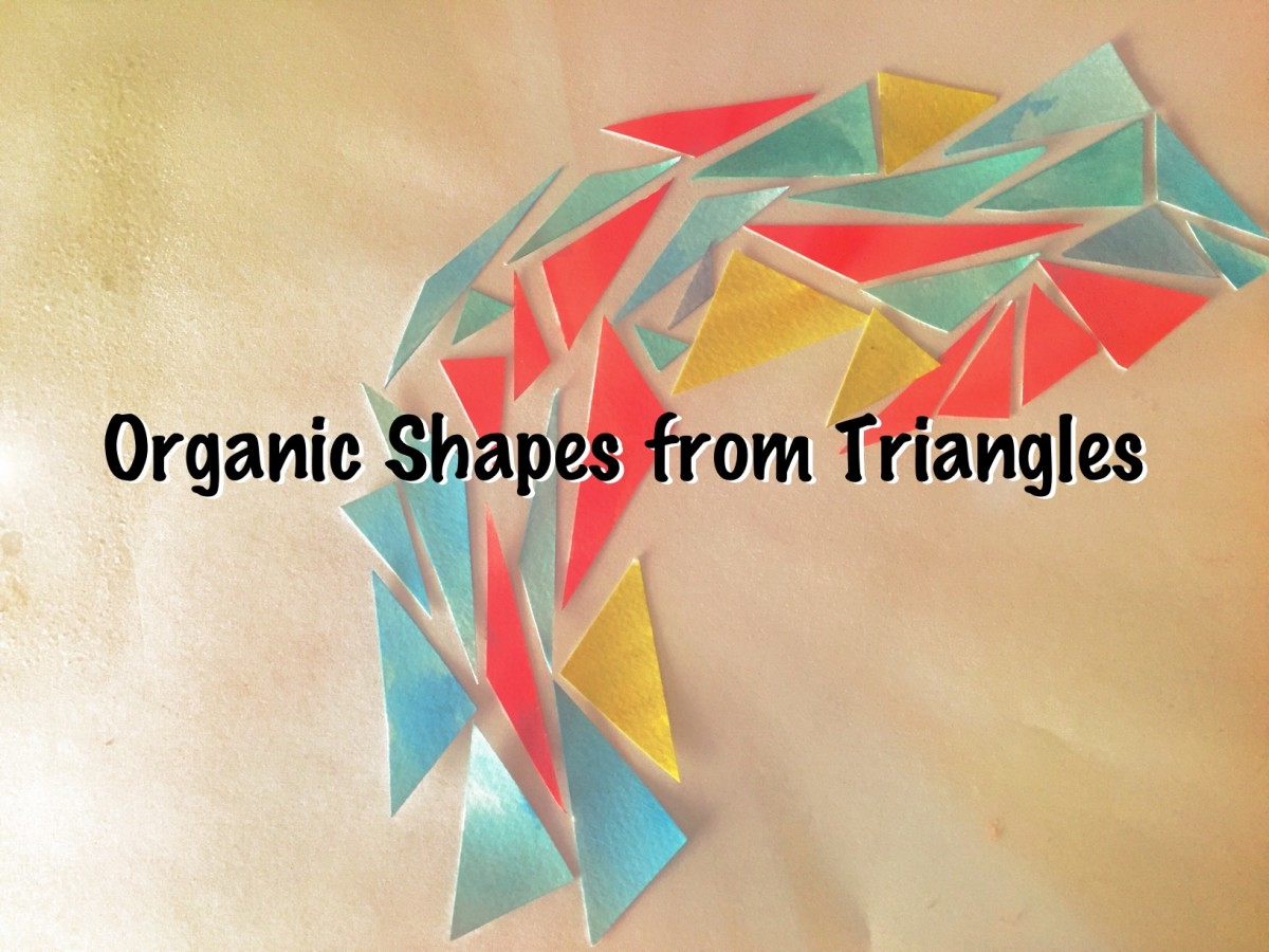 Geometry: Creating Organic Shapes with Triangles