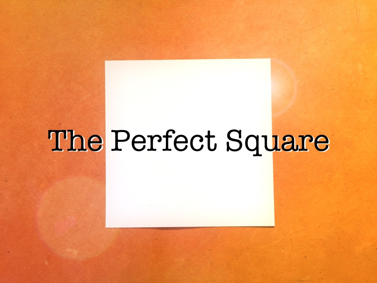How to Make the Perfect Square