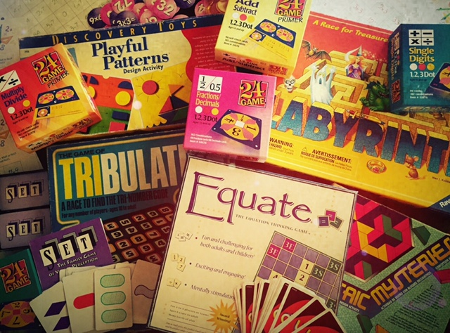 Math Games: Set