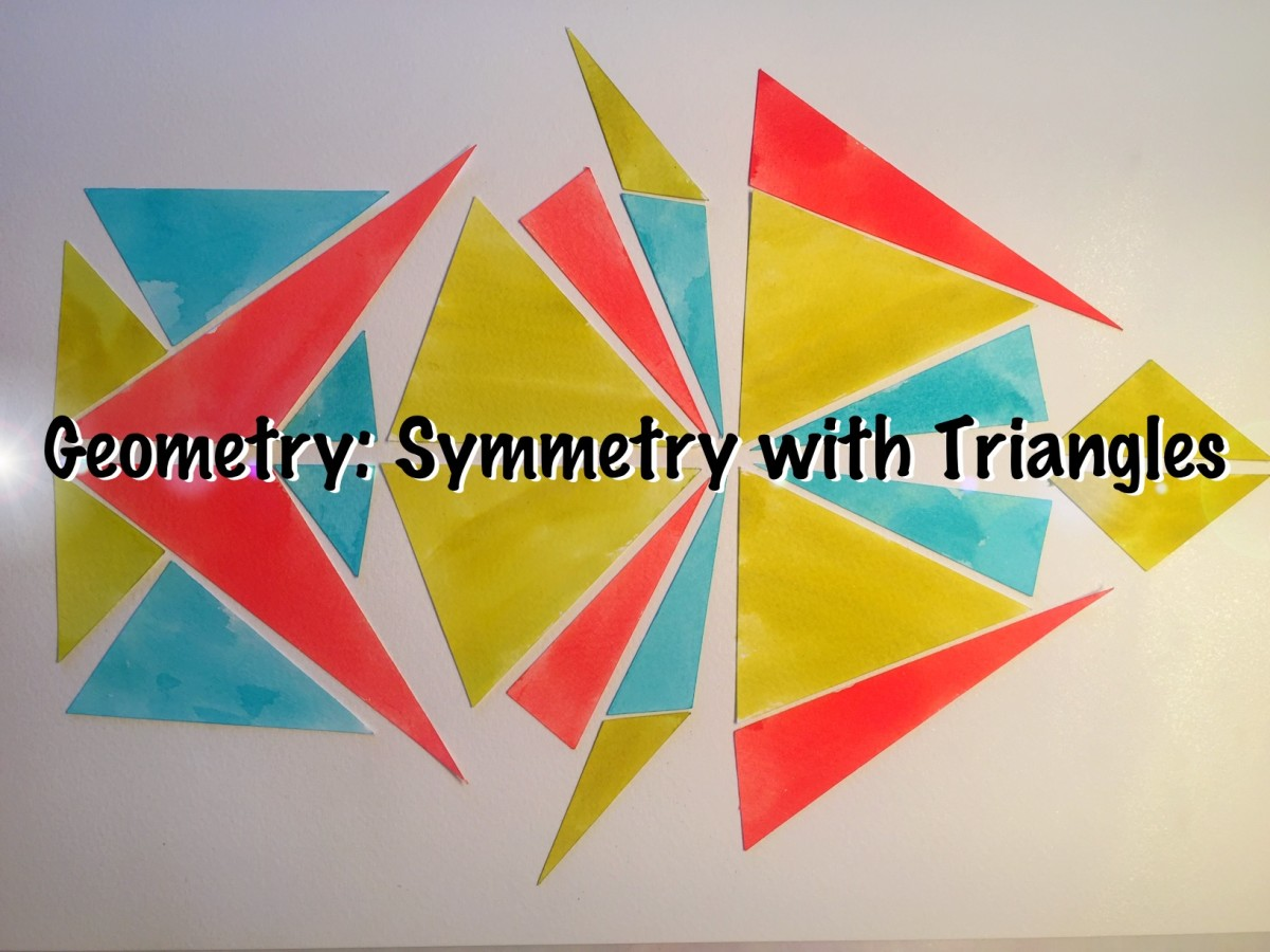 Geometry: Symmetry with Triangles