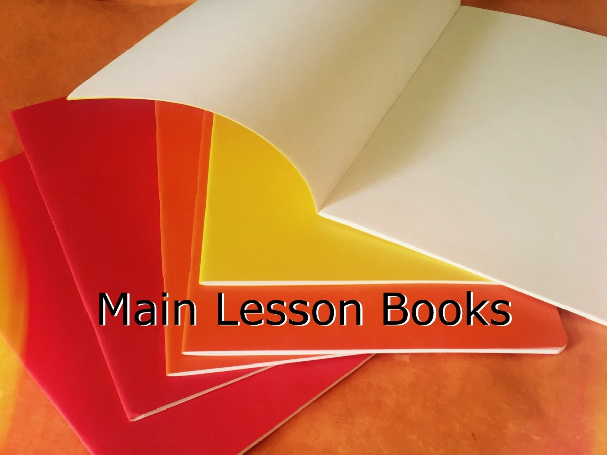What Are Waldorf Main Lesson Books?