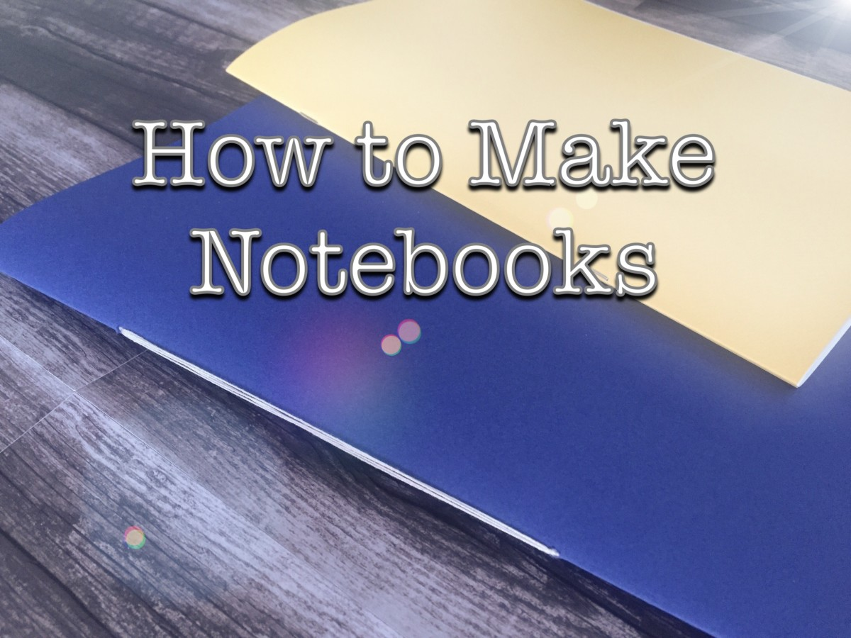 How To Make a Waldorf Main Lesson Book