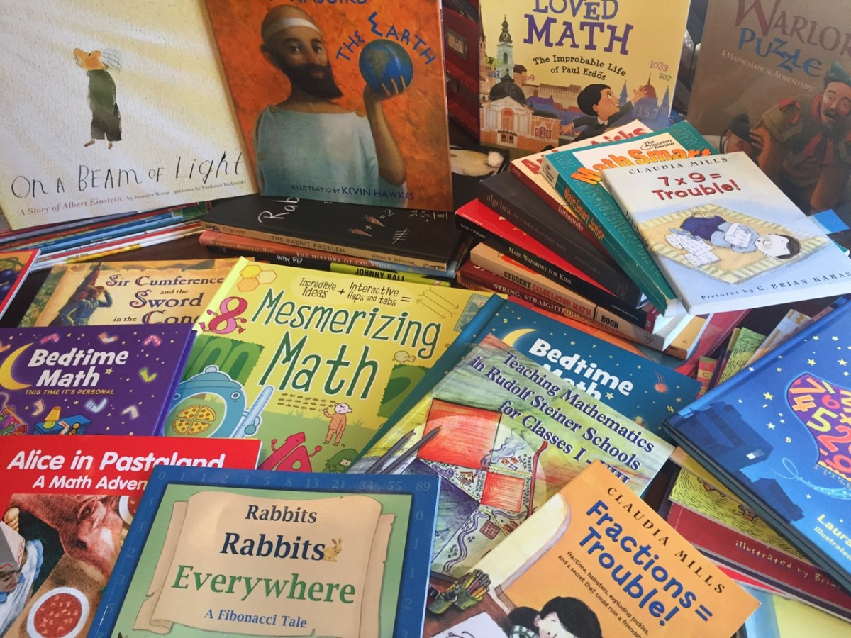 Math Picture Books Worth Owning