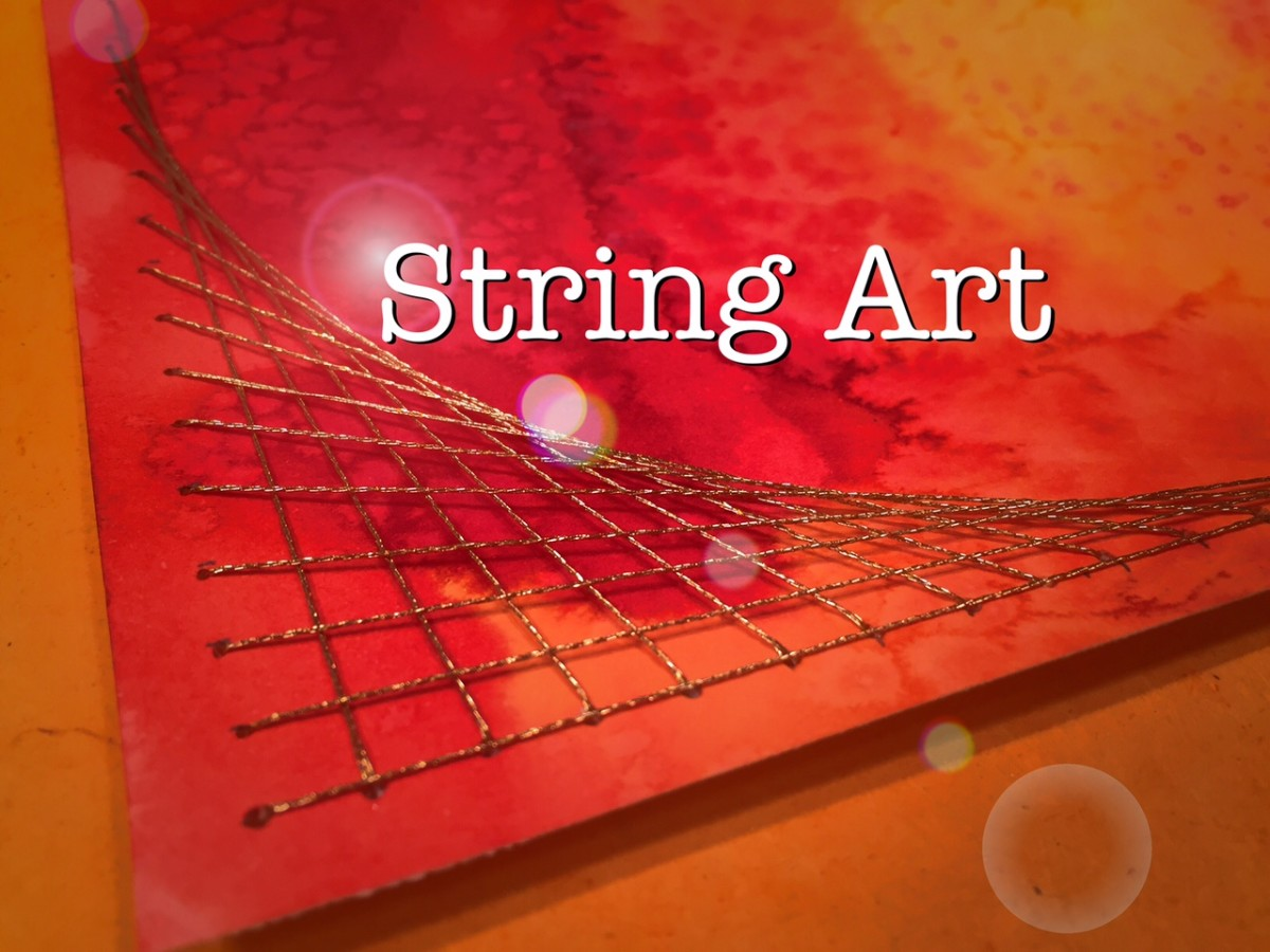 How to Make String Art | Homeschool Tutorial