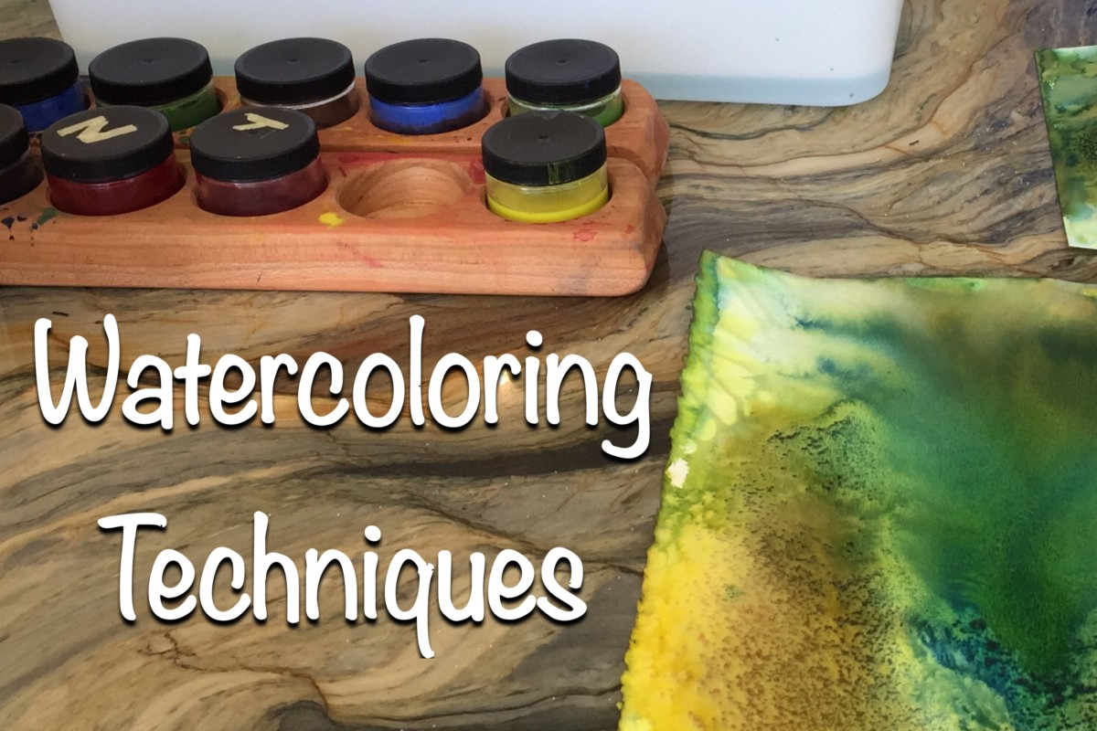 Watercoloring Techniques