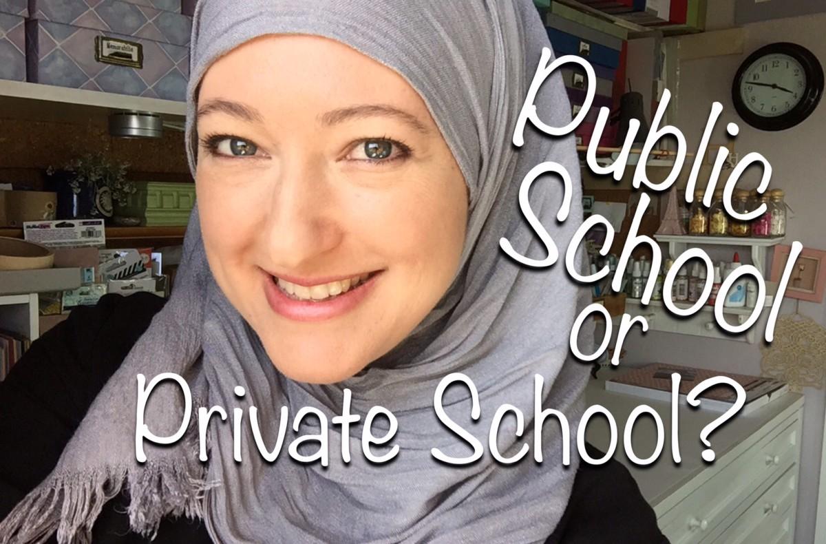 Public vs. Private School Experience | Homeschool