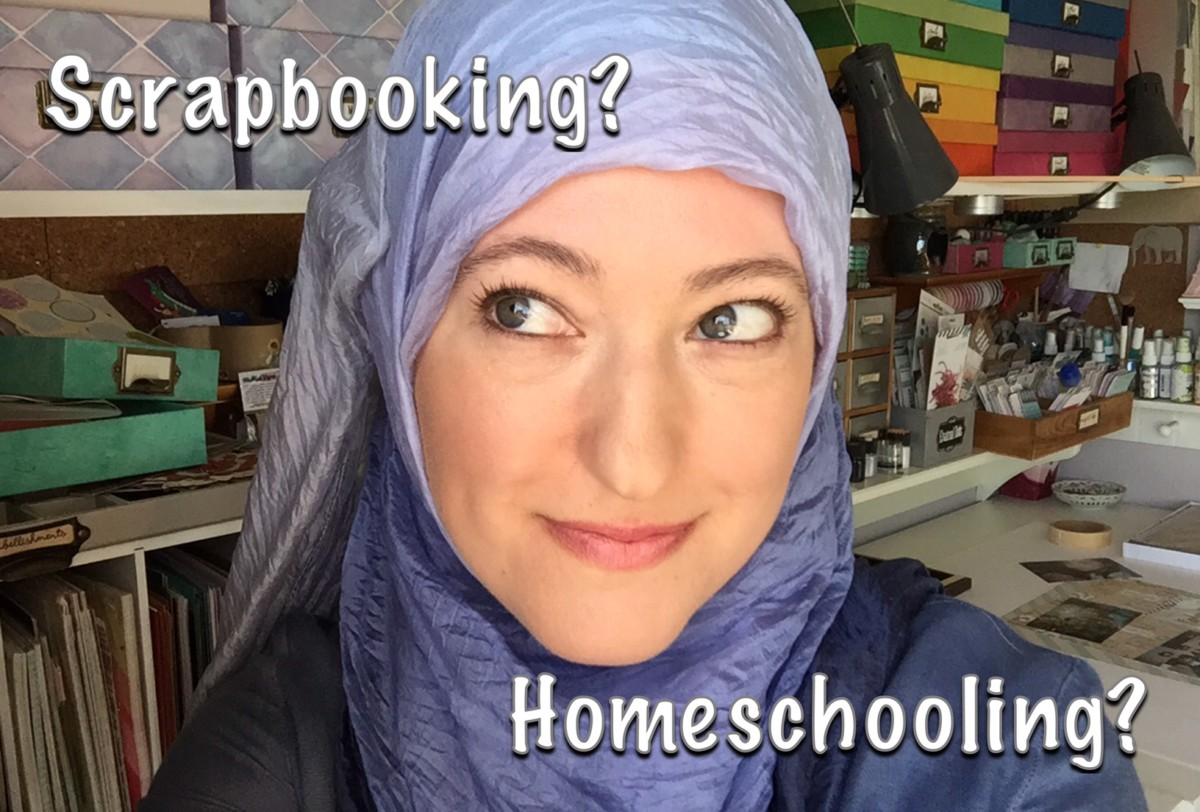 Virtual Homeschool Coop | Me Time | Assignment #5