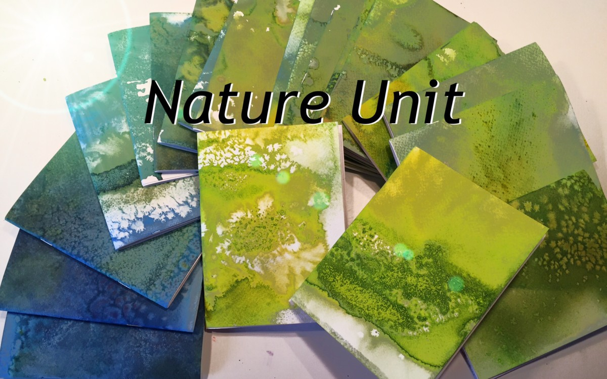 How to Make Nature Journals | Nature Unit