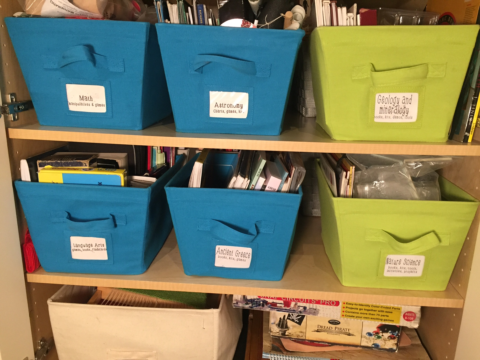 How to Organize Curriculum by Units or Themes | Organization