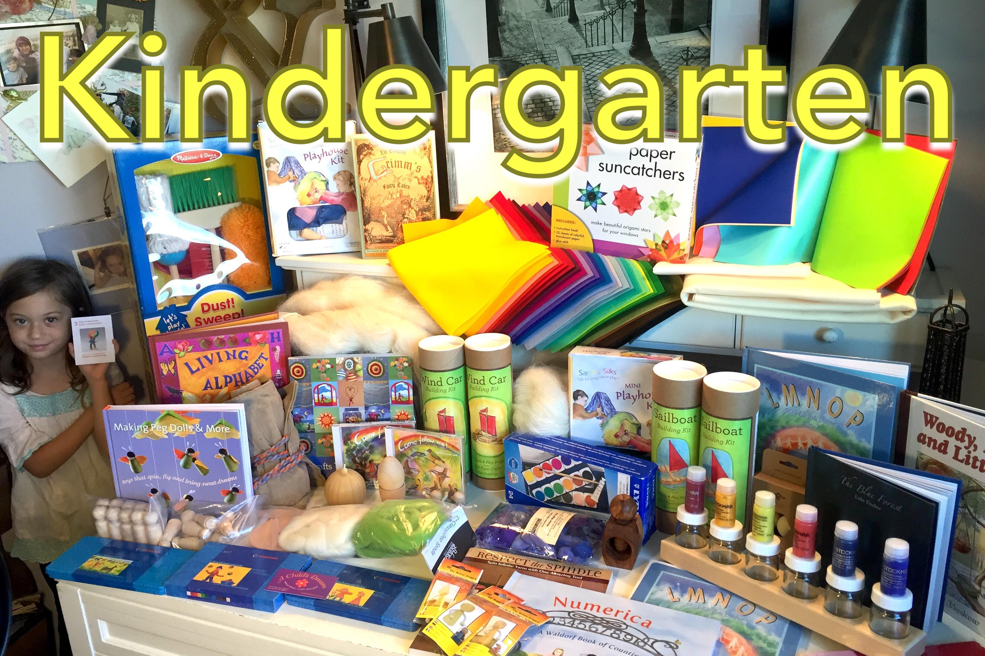 Kindergarten Curriculum Haul | Waldorf