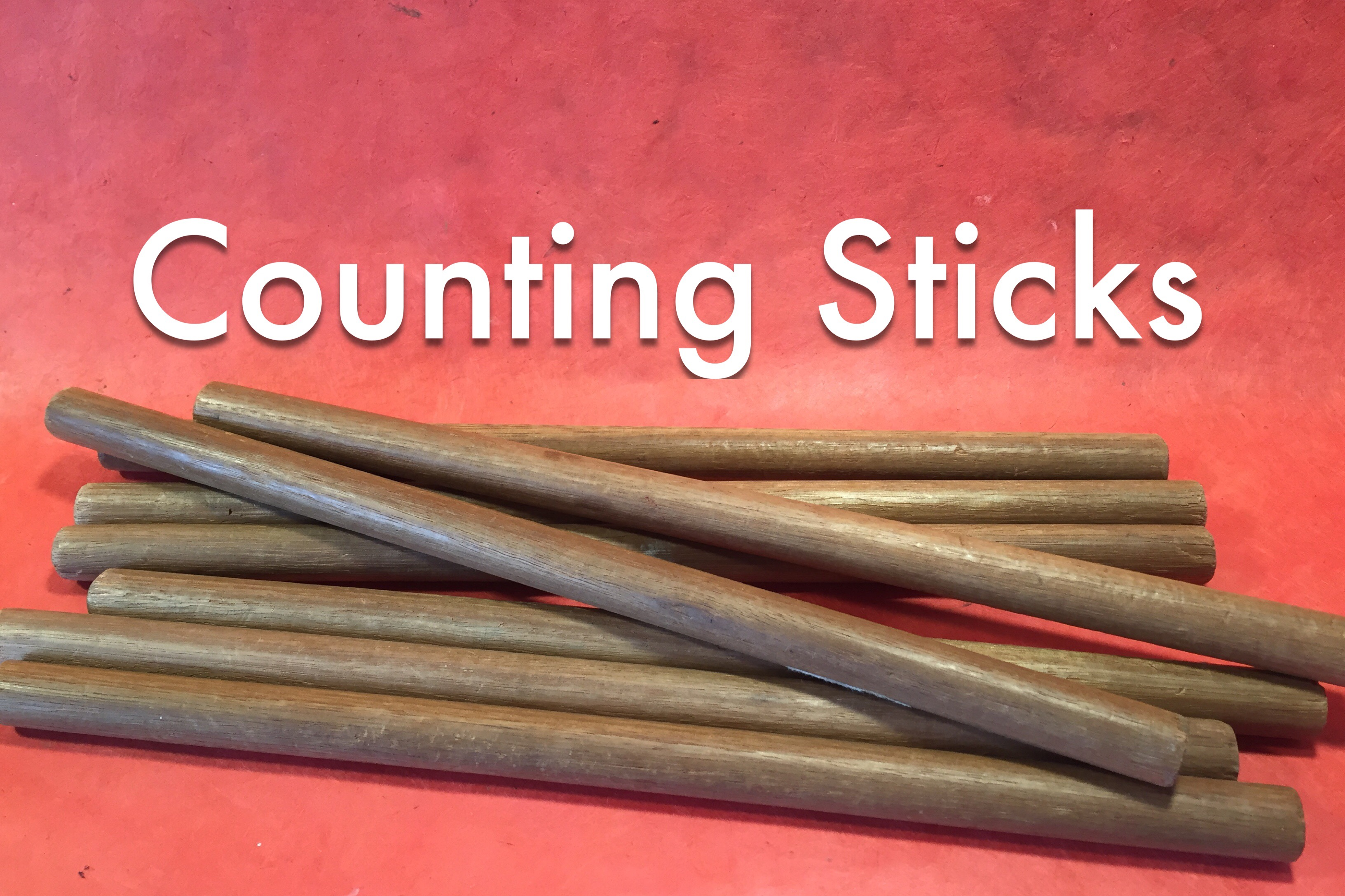 How To Make Counting Sticks | Waldorf