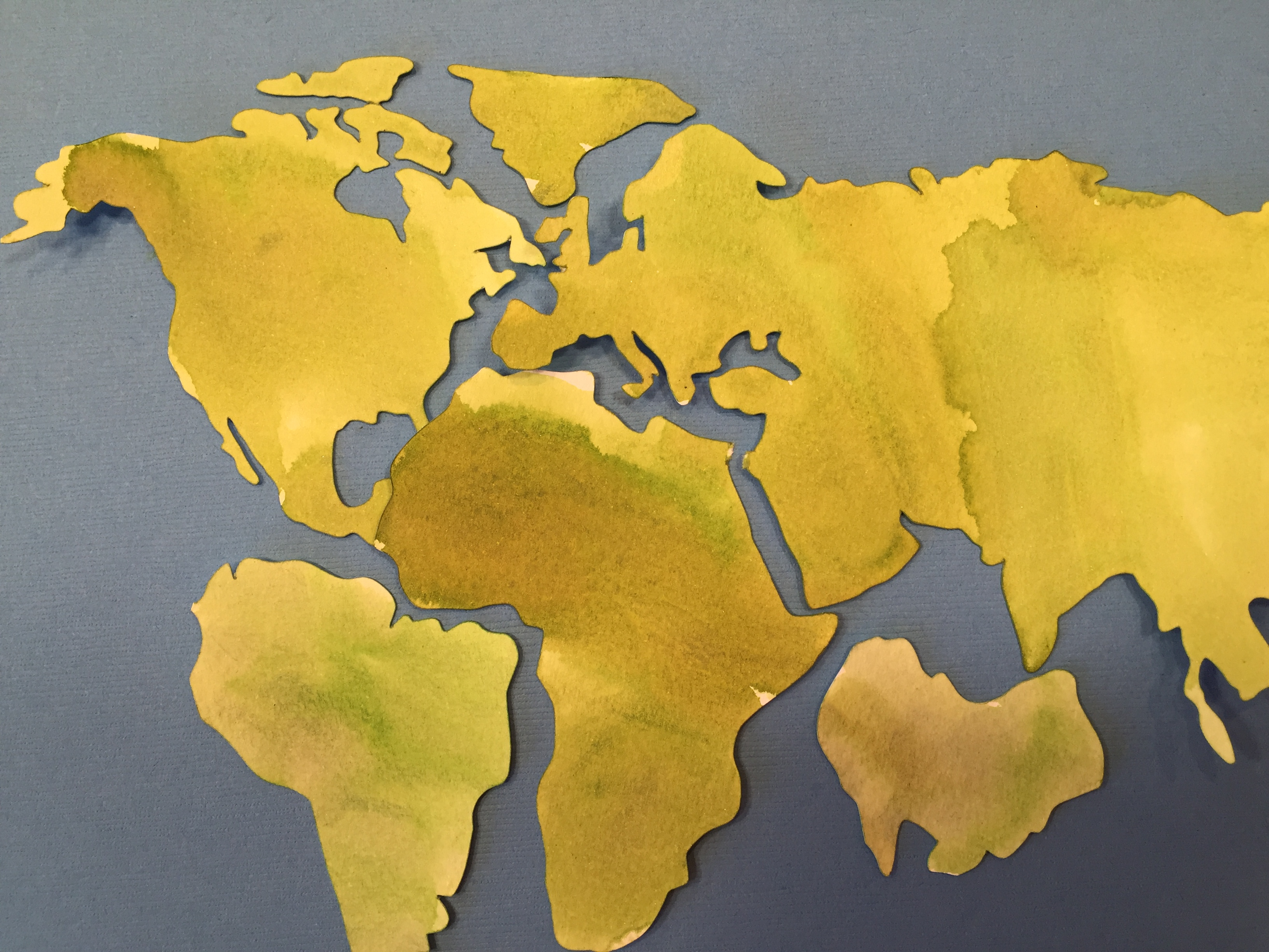 How To Make Pangaea | Geology Unit