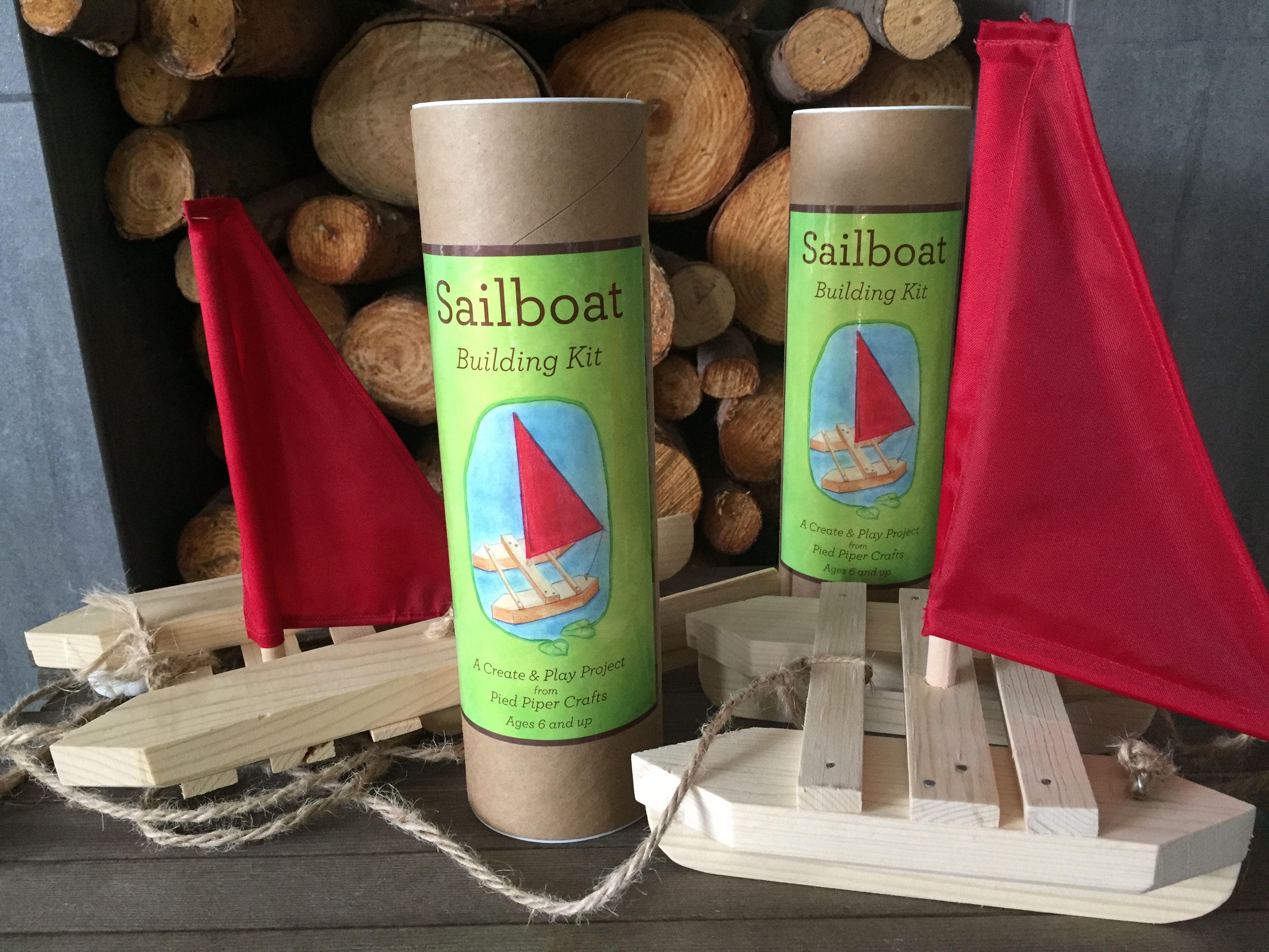 How To Make A Sailboat