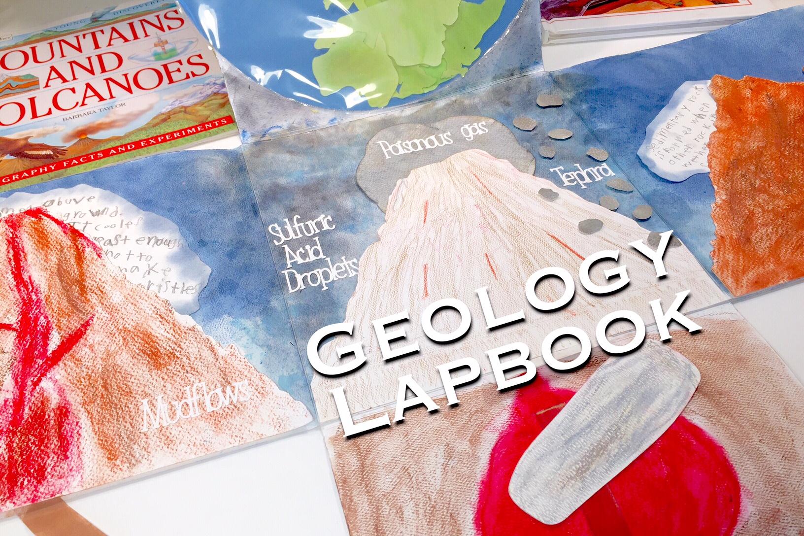 Geology Lapbook