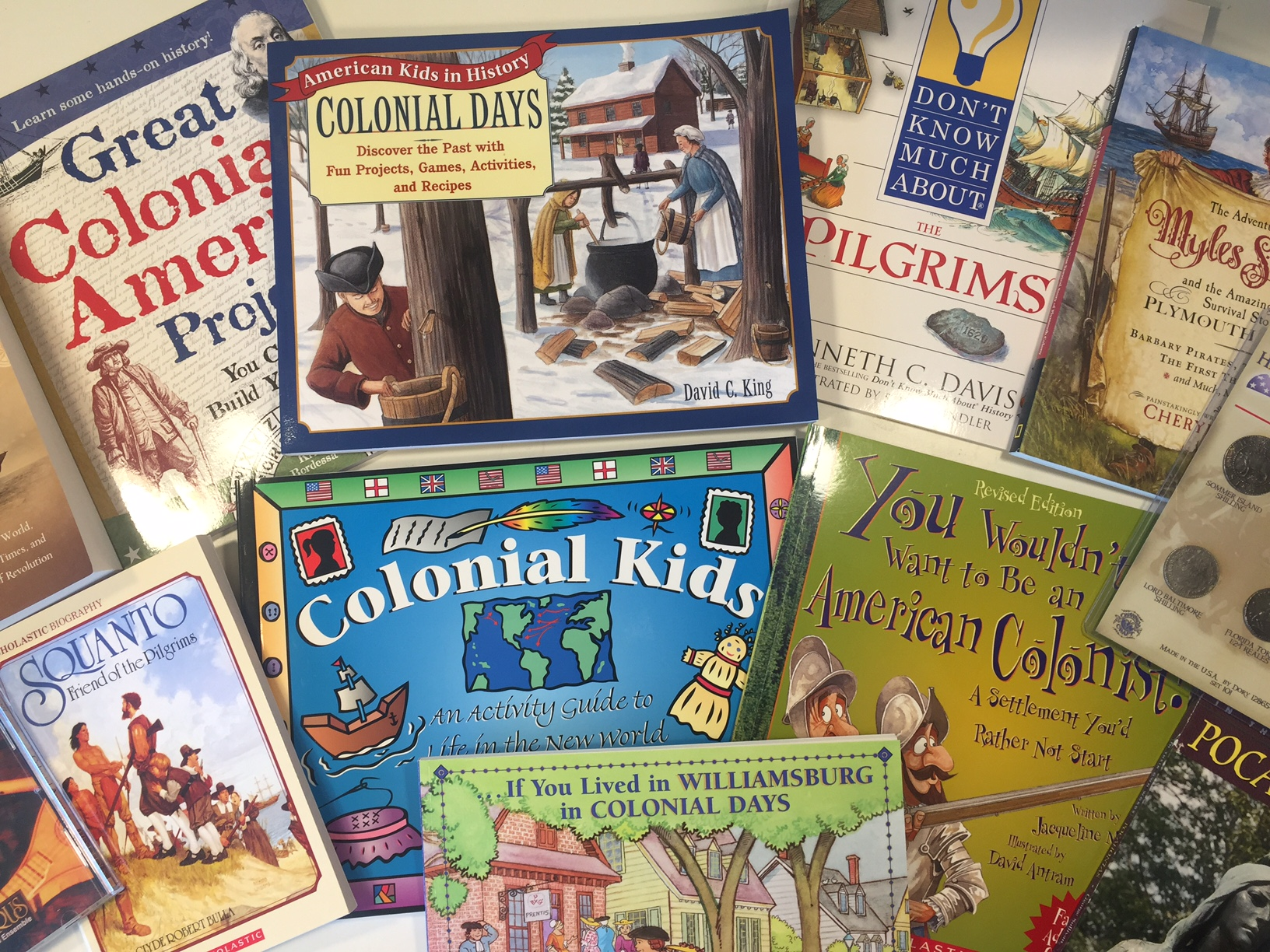Curriculum Haul | Homeschool | American History | US History | High School | Living Books