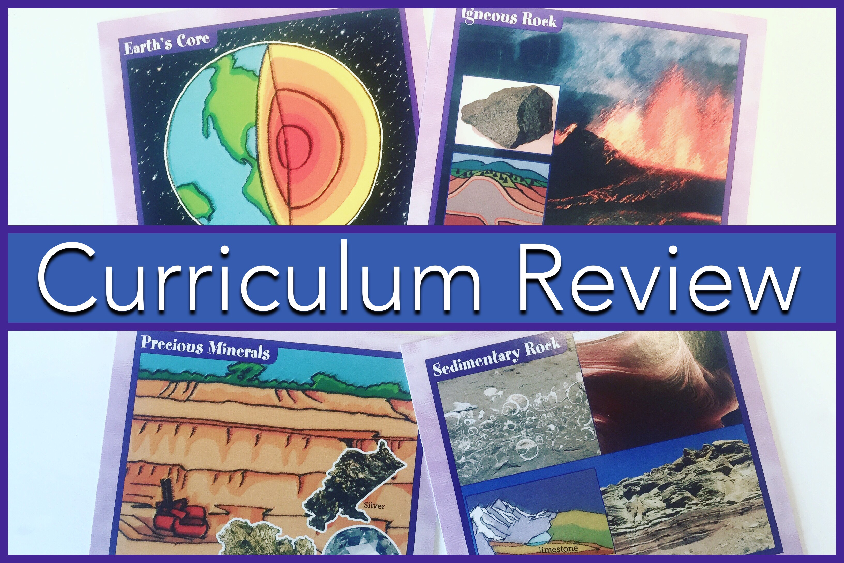 Curriculum Review | Geology