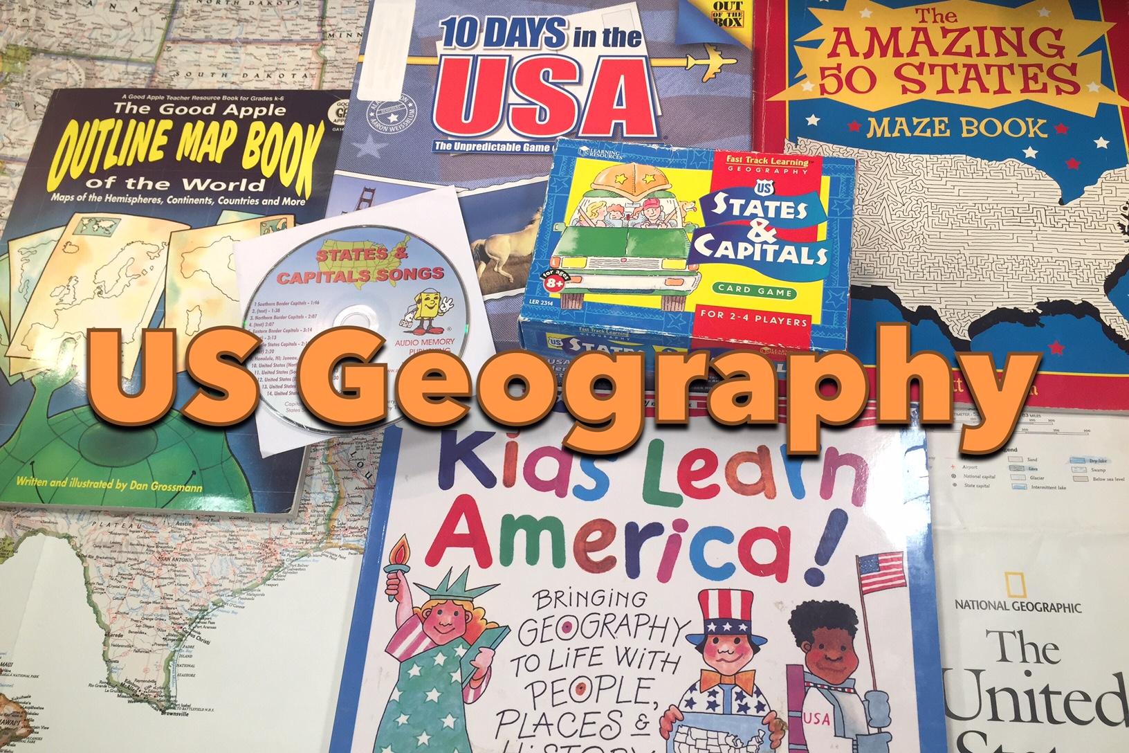 US Geography | Homeschool