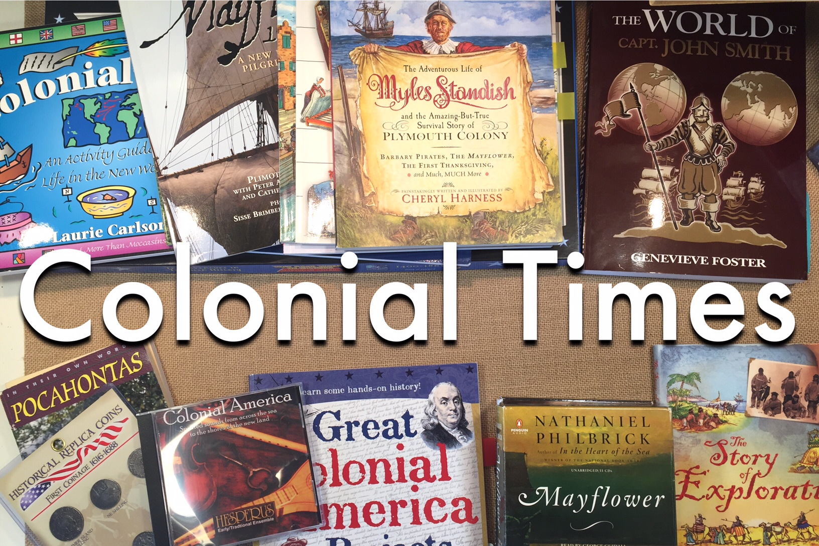 Colonial Times Unit Review