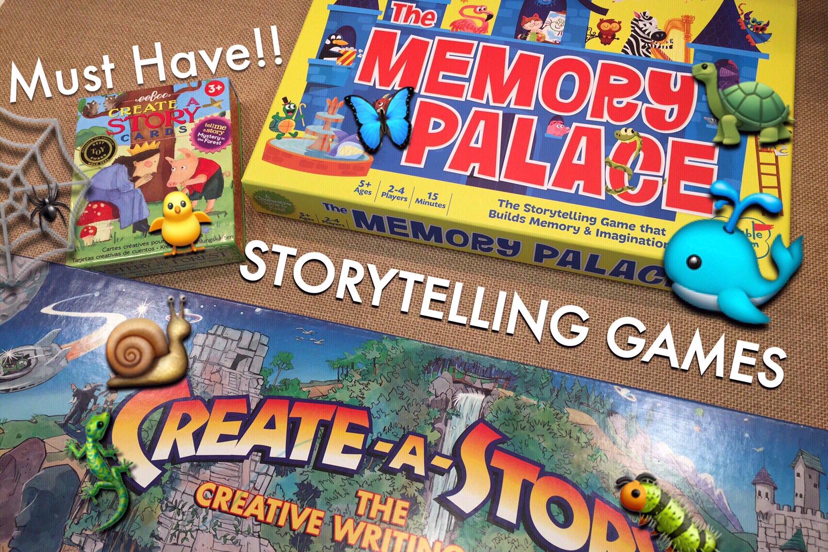 Storytelling Games