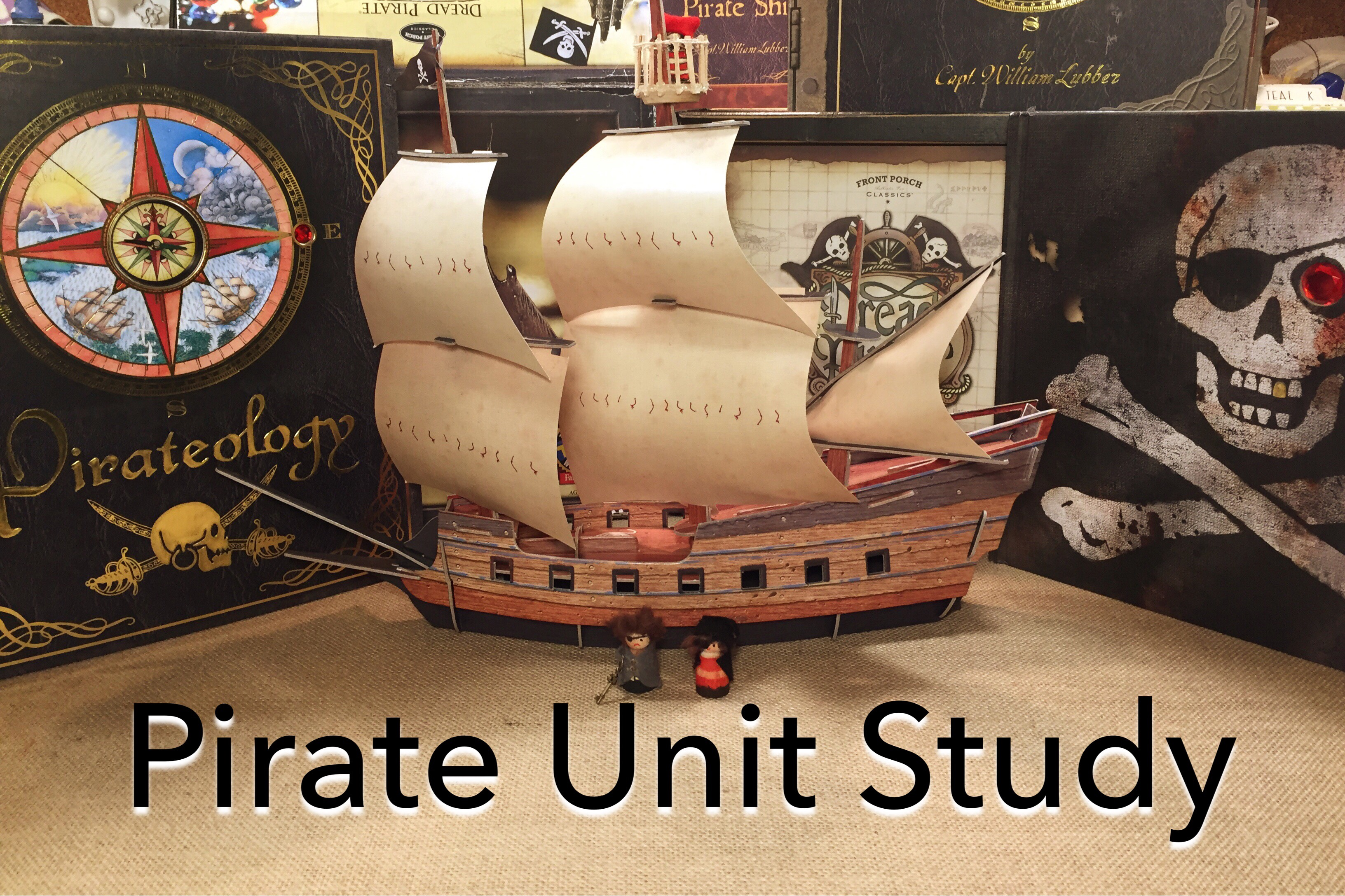 Pirate Unit Study