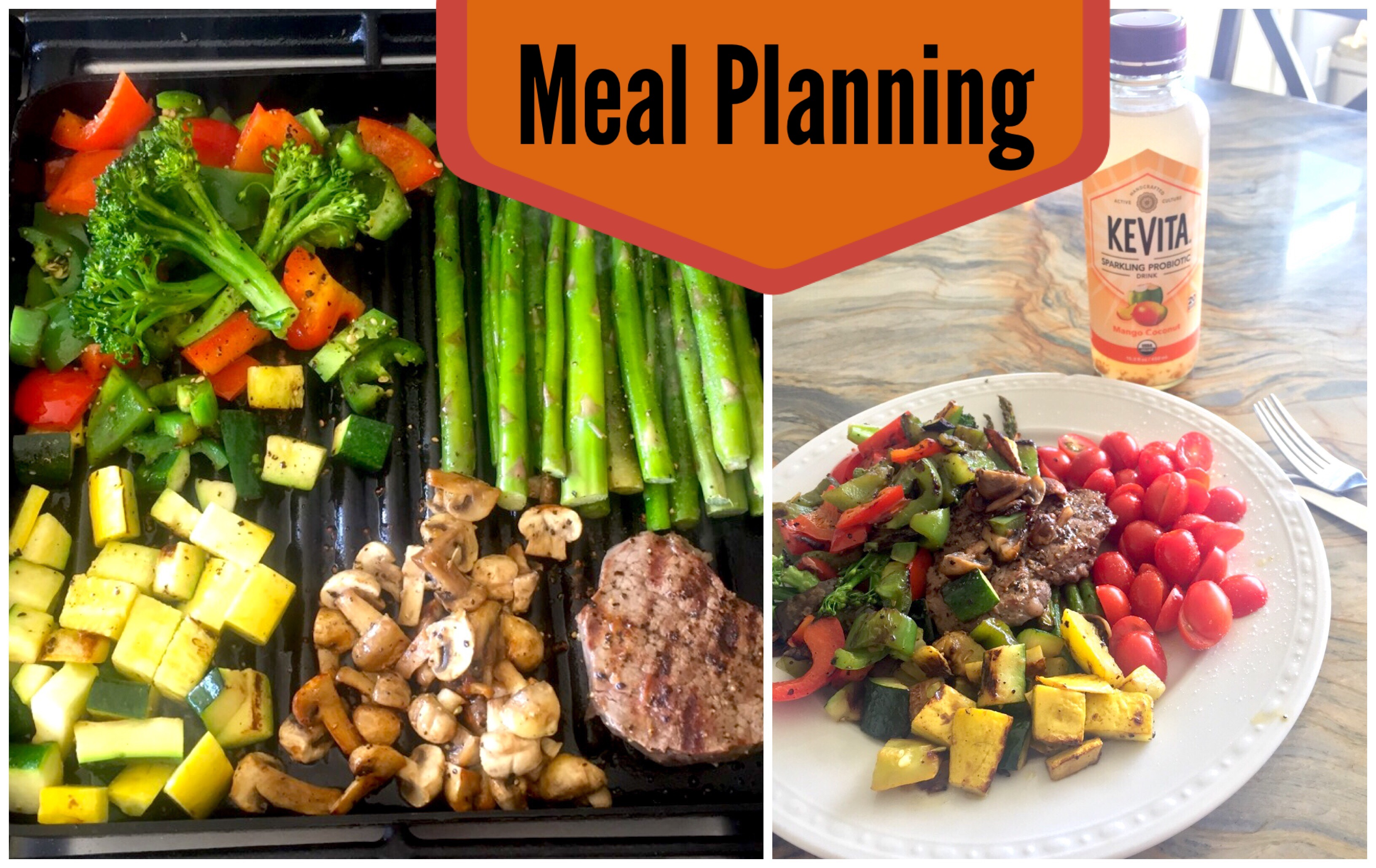 MEAL PLANNING FOR ONE & FAMILY