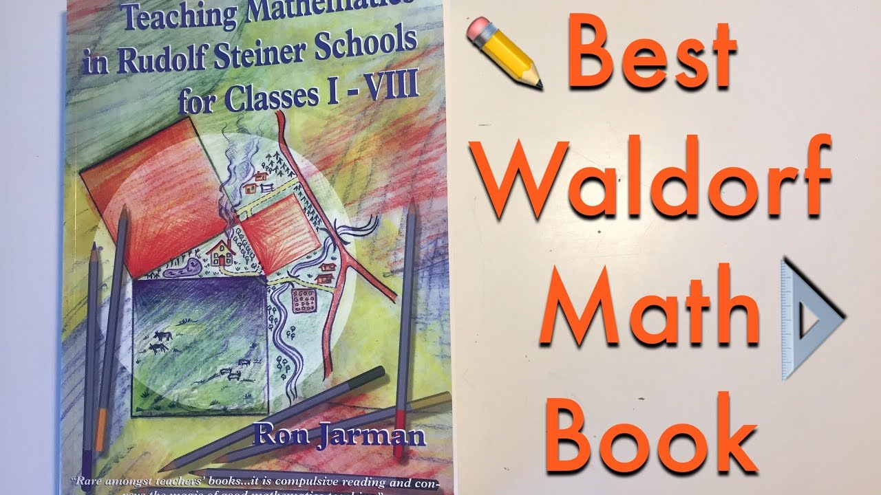 THE BEST MATH BOOK FOR WALDORF EDUCATION | TEACHER RESOURCE | STEINER BOOKS