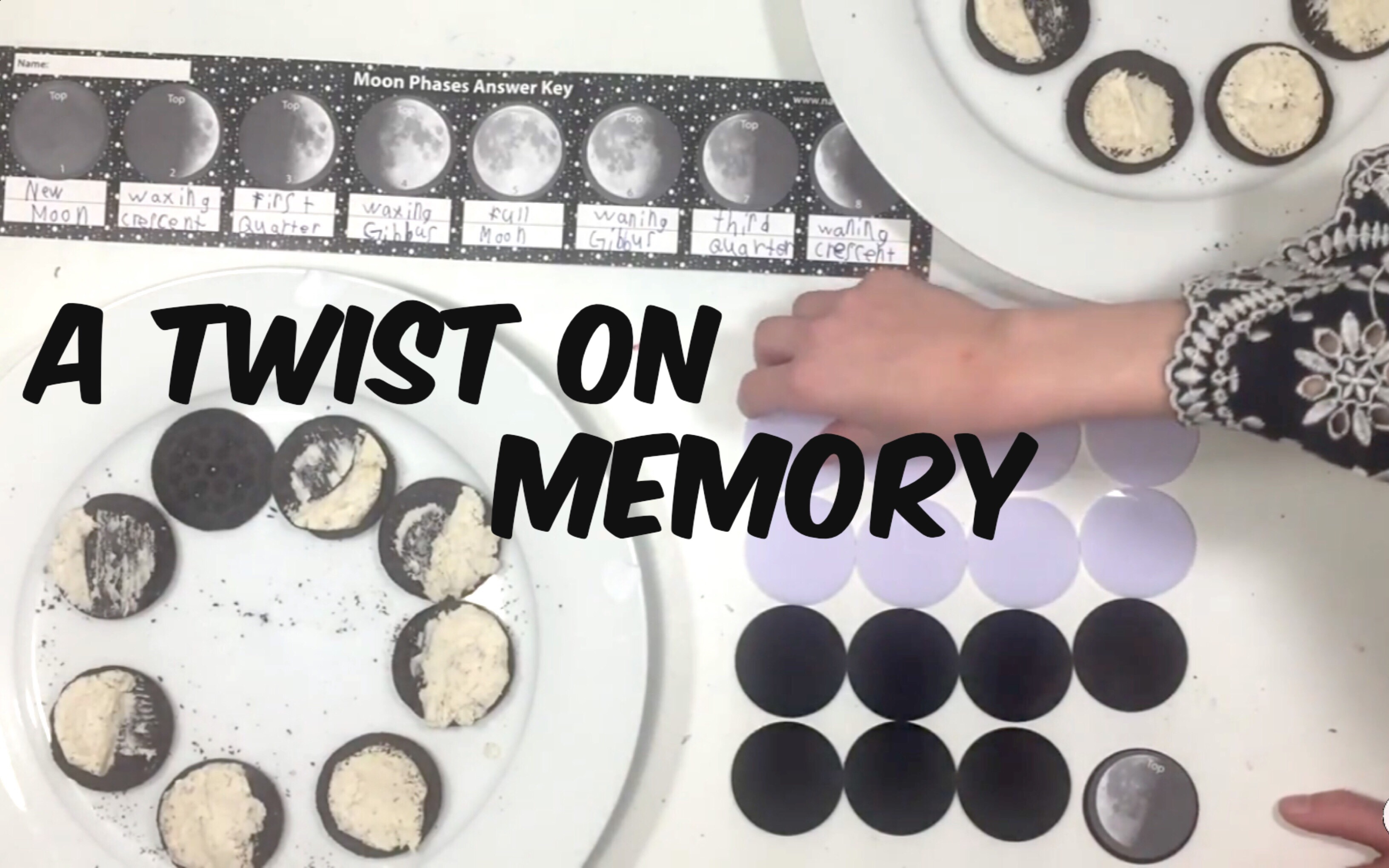 EDIBLE EDUCATION | PHASES OF THE MOON