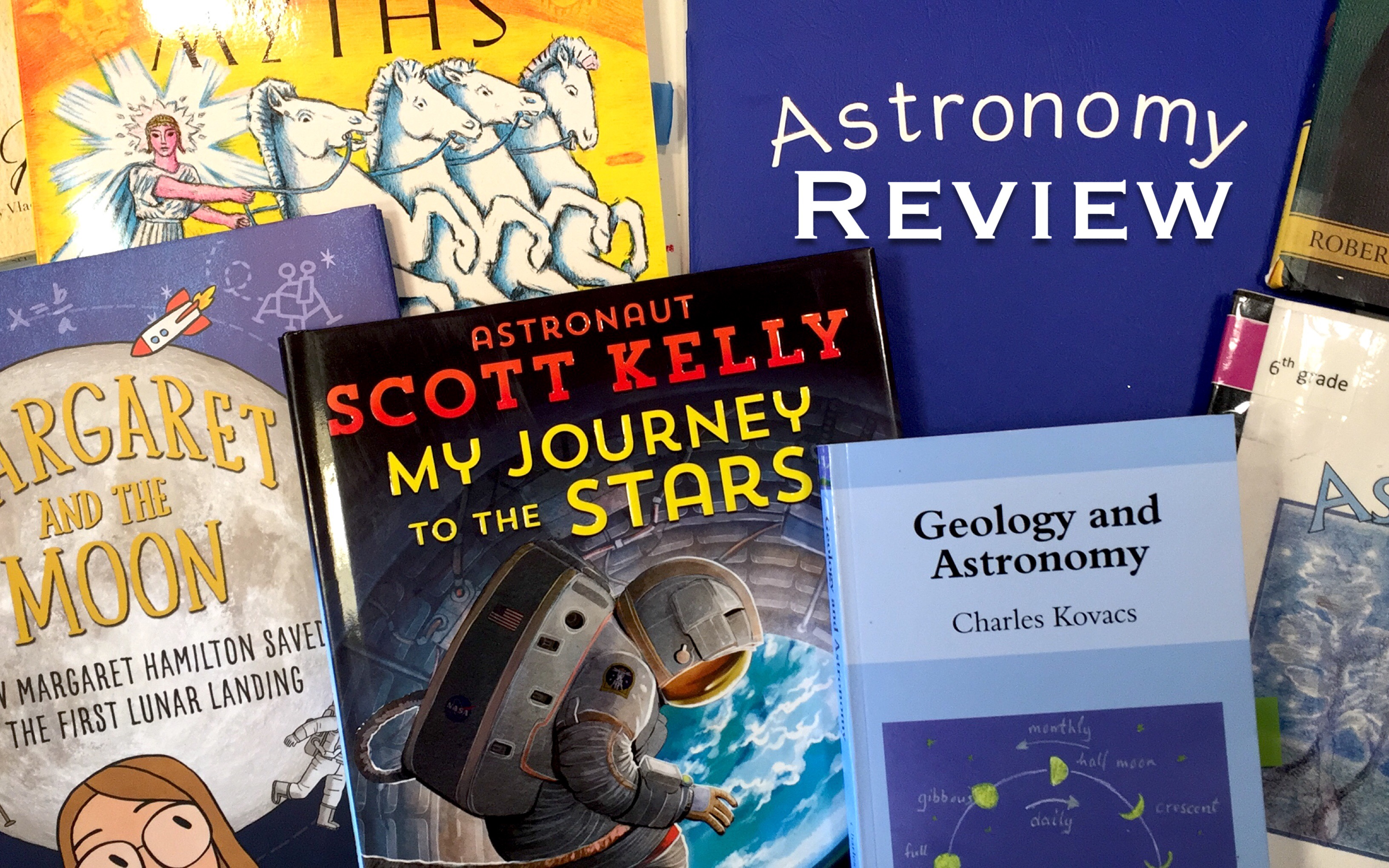 CURRICULUM REVIEW | ASTRONOMY UNIT