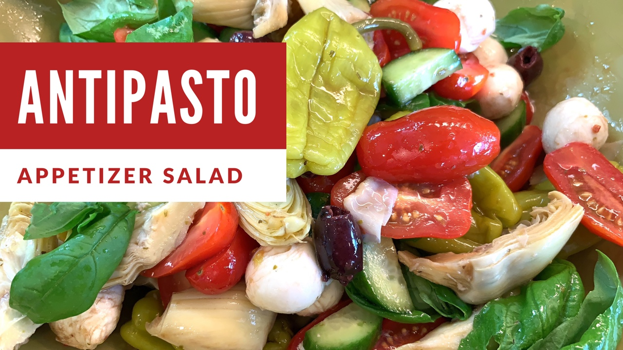 How To Make Antipasto Salad