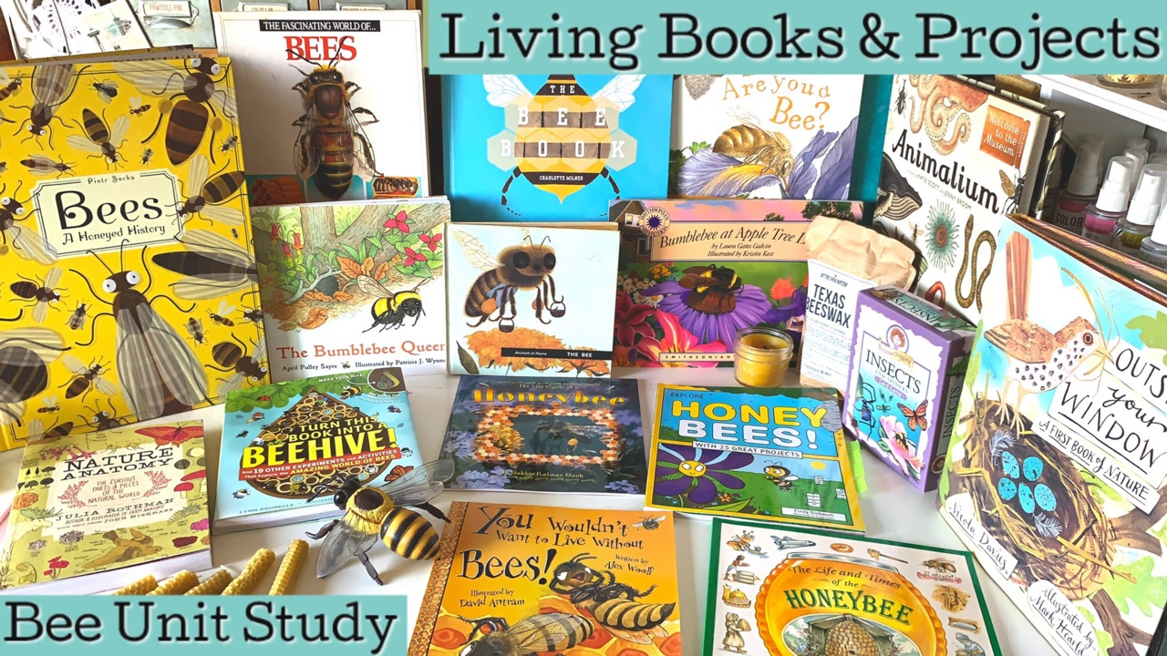 Bee & Honey Unit Study | Living Books, Curriculum, Resources and Projects