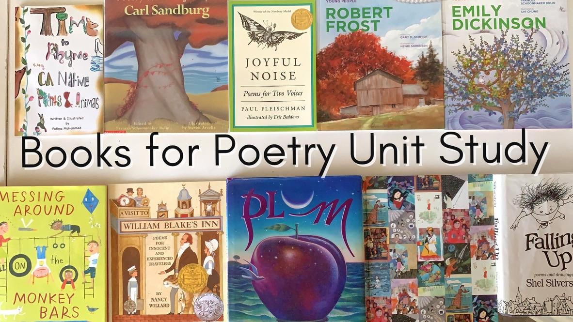 Poetry Main Lesson Block